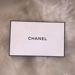 Other - CHANEL White and Black Box